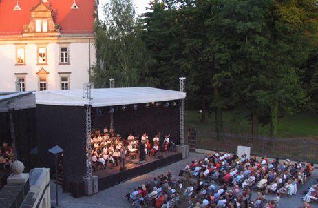 Bühne OpenAir