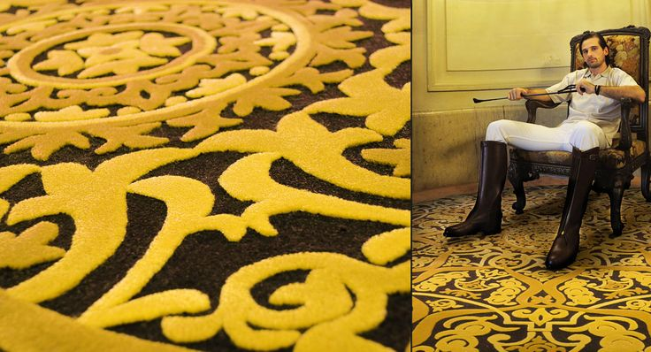 TSAR CARPETS AND RUGS | HERMITAGE CONSTRUCTION