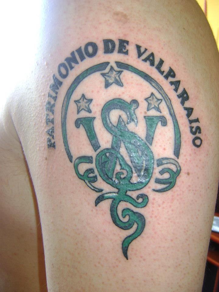 tatuaje Santiago Wanderers