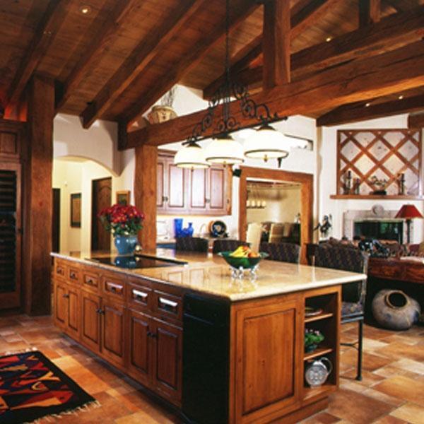 9 Ideas For Small Homes Cabins: Cabin, Ranch Rustic Interior Design