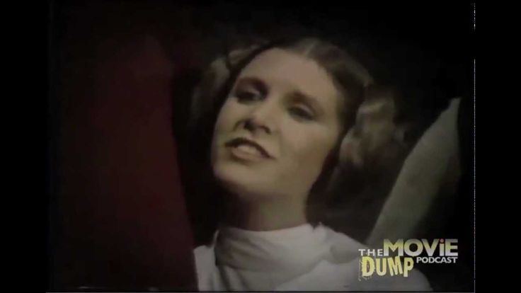 STAR WARS HOLIDAY SPECIAL: Princess Leia's Life Day song if you can stick through it you are a Jedi