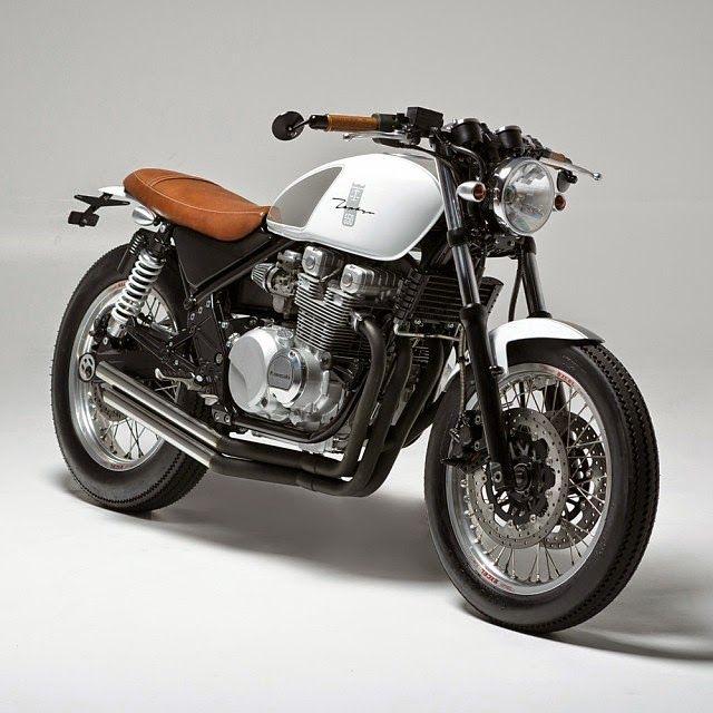 Kawasaki ZR550 Zephyr # Ellaspede