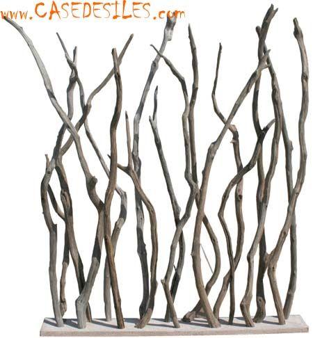 paravent bois flott int rieur et ext rieur 140 pas cher. Black Bedroom Furniture Sets. Home Design Ideas