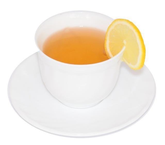 Propiedades del té verde con limón: Infusión de limón con té verde: bebida saludable