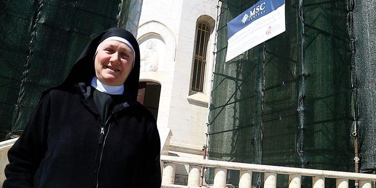 La ristrutturazione della Basilica di Santa Rita grazie a MSC Crociere (con video)