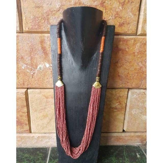 Saya menjual kalung etnik kalimantan KL6 seharga Rp155.000. Dapatkan produk ini hanya di Shopee! https://shopee.co.id/norayani/194779186 #ShopeeID