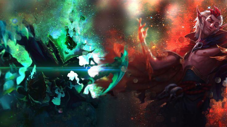 Thresh and Rakan  | League of Legends