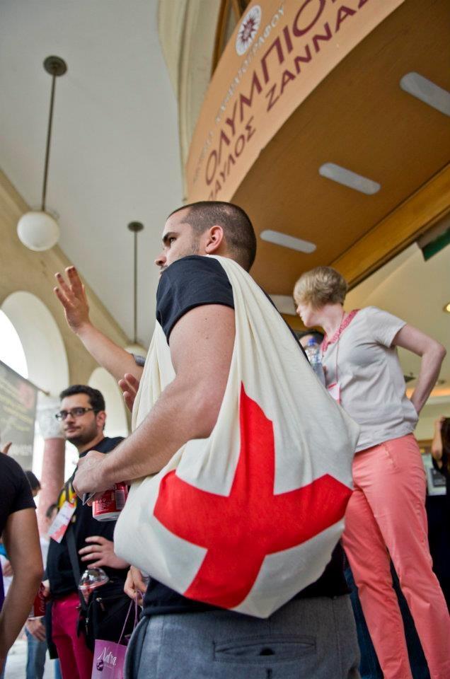 TEDxThessaloniki 2012 goodie bag