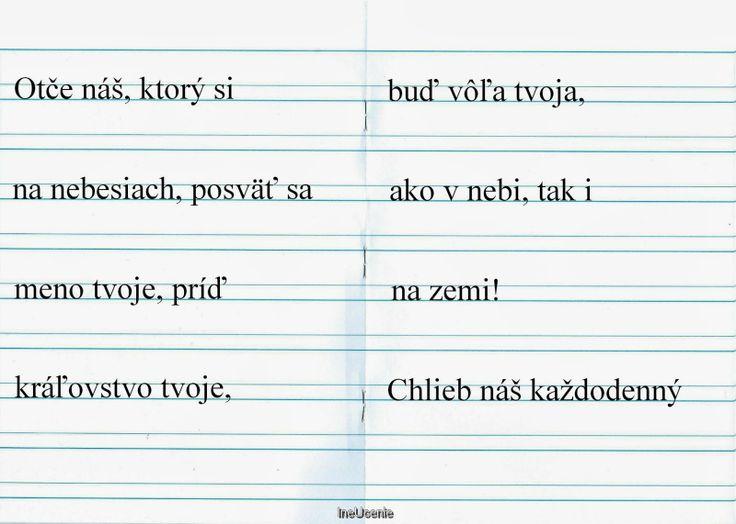 Nácvik písania