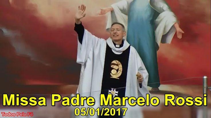 Missa Padre Marcelo Rossi 05/01/2017