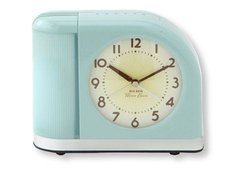 Moon Beam Alarm Clock, bluegrass