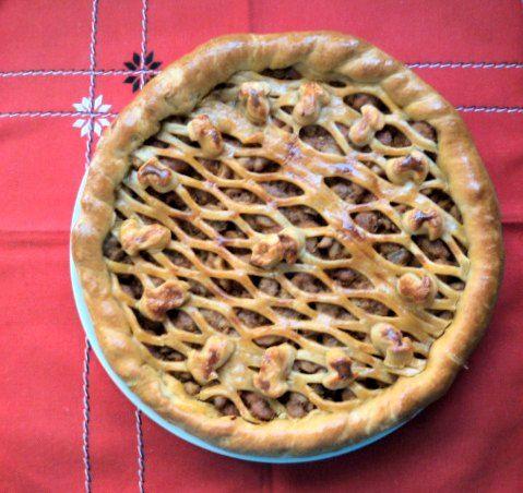 Empanada tex-mex * Cumpleaños del mes, cumple de Pily (TMX) | Olor a hierbabuena