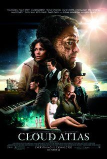 "Cloud Atlas (2012) - IMDB 7.9 - You will appreciate life a whole lot more, and will want to ""shoot for the stars"" the morning you wake. You may even get a tattoo!"