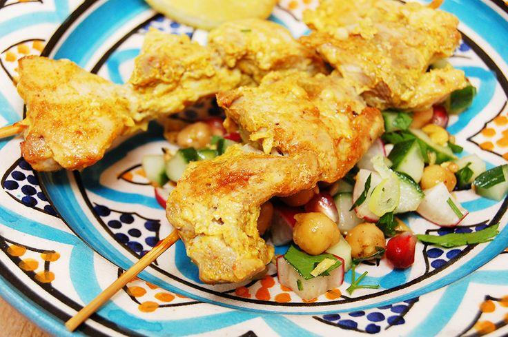 Zomerse chicken tikka   Sabina kookt!   Bloglovin'