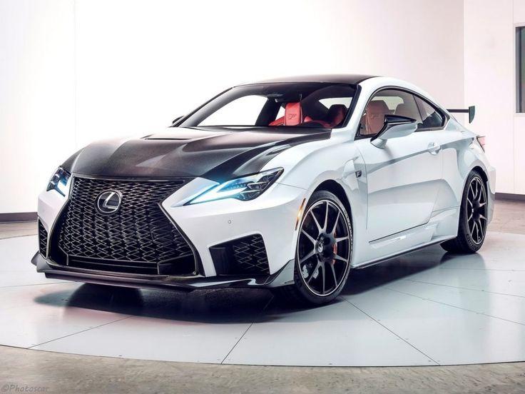Lexus RC F Track Edition 2020 fait ses début au Salon de