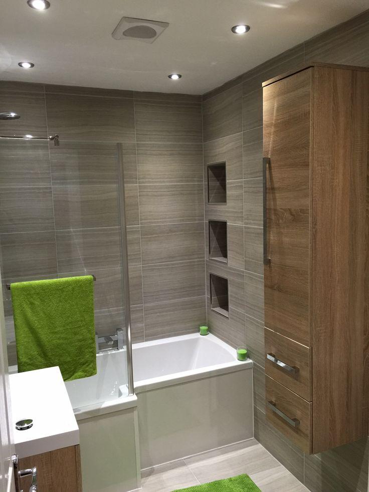 76 best small bathroom images on pinterest bathroom for Best bath remodel