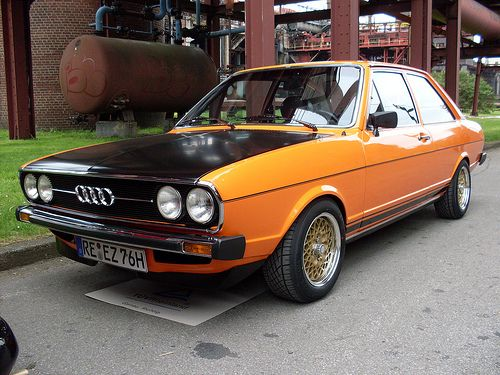 Audi 80 Gte Reminds Me A Lot Of My Our Own Car