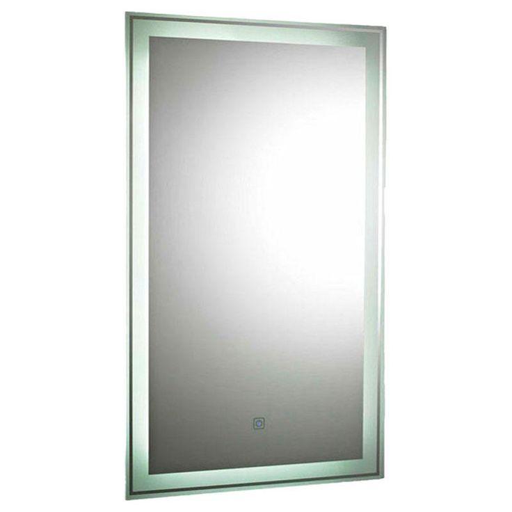 Gallery One Glow Touch Sensor Backlit Bathroom Mirror mm X mm