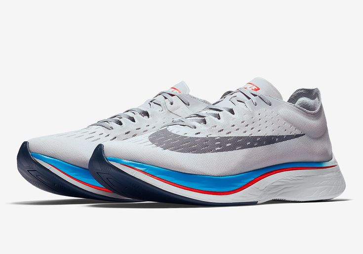 The Nike Zoom VaporFly 4% In Grey Is On the Way