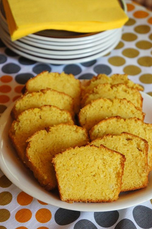 CAKE à la SEMOULE et au CITRON – Blog Coconut – Cuisine | Foodisterie | Home-Made