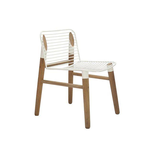 Cutting Edge Chair By Studio248