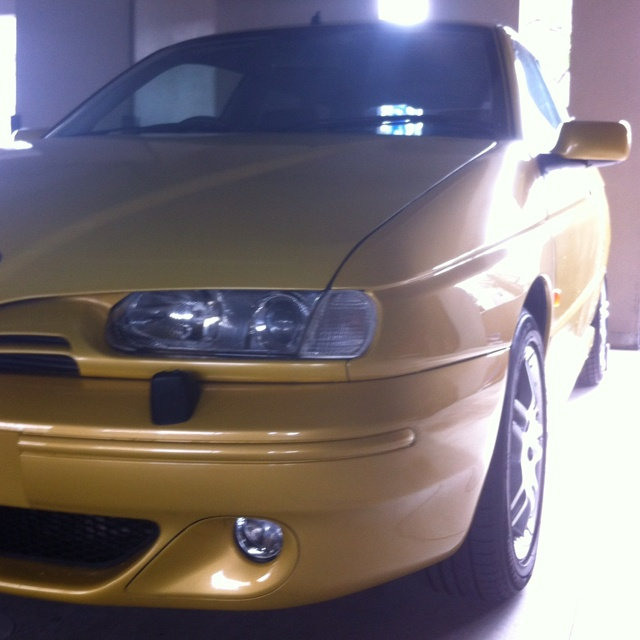 Alfa Romeo Alfa145 です。