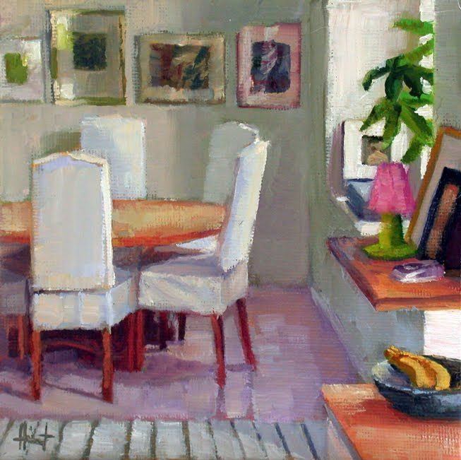 Interior Home Painting With Fine Interior Home Painting: 1162 Best Images About Interior Paintings (Expressionist