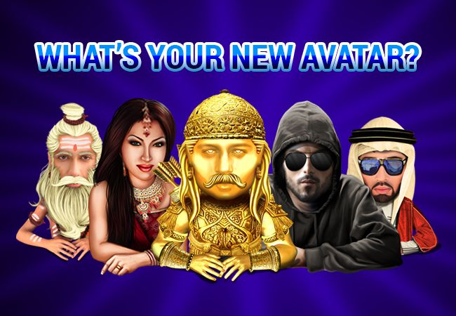 Got a New Avatar to Show Off? Enjoy the HD Avatars and Rooms in the all new Junglee TeenPatti. Enjoy having a Private Chat with your Friend and Others.. Download from Google PlayStore Now!
