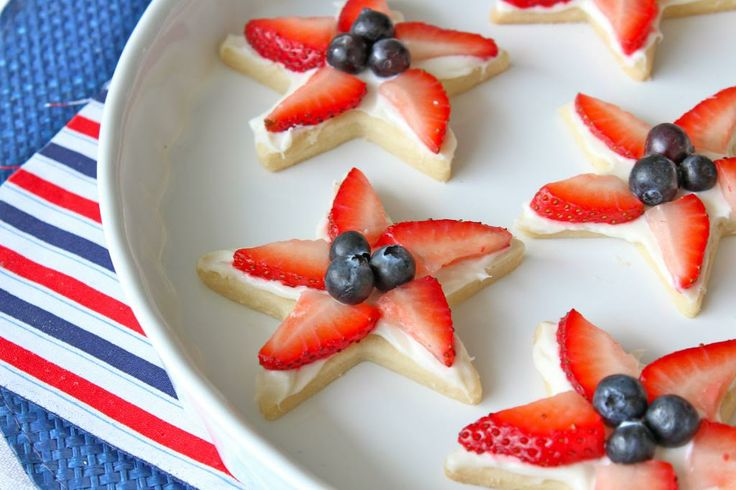 gold medal flour 4th of july cookies