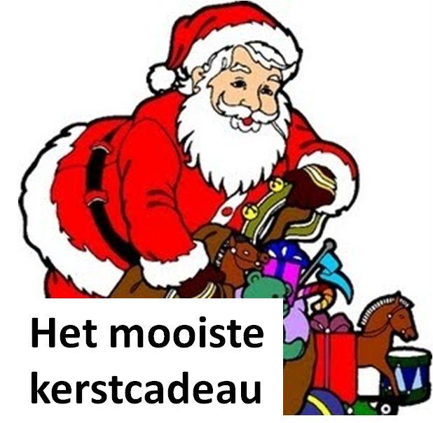 Verhaal: Het mooiste kerstcadeau