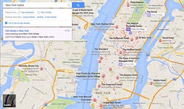 Google Maps novo estará disponível a todos em breve