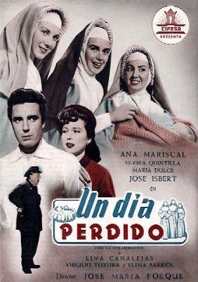 UN DIA PERDIDO - 1954