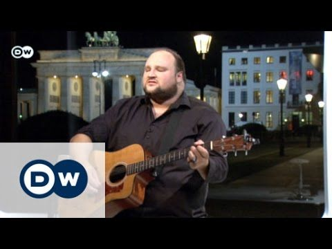 Alex Diehl sings for peace after Paris attacks | Euromaxx