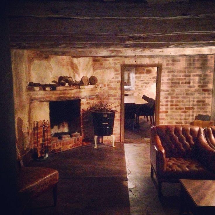 Wonderful rustic charm at Hentley Farm cellar door and restaurant #RestaurantAustralia