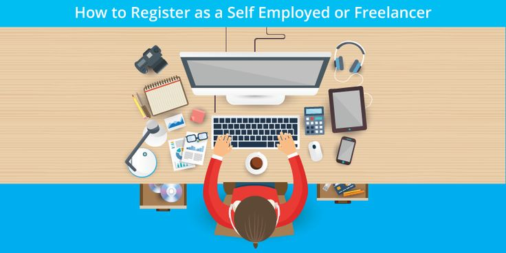 If you are self-employed you let the HMRC know that you are working for yourself. We explain to you how to register as a self-employed or freelancer get in touch with us.