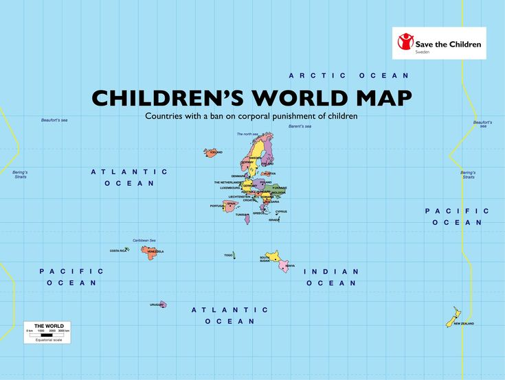 9 best Banning Spanking images on Pinterest Children s, Parenting - best of world map countries picture