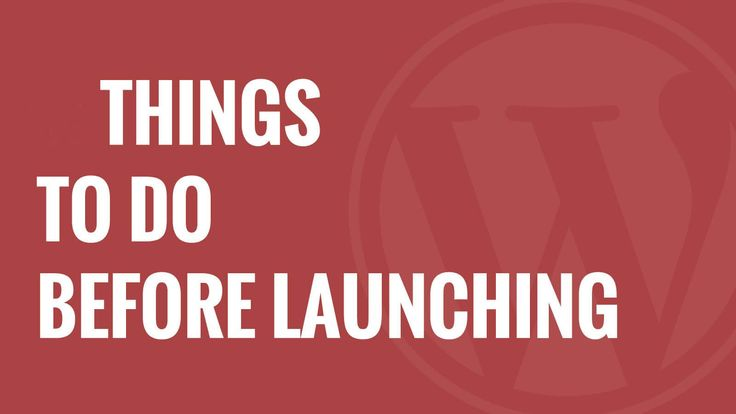 Things Need to Check Before Launching a New Website