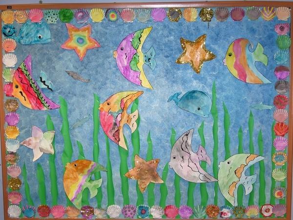 Ocean bulletin-boards