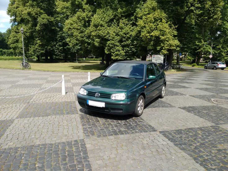 VW Golf 4 Cabrio Automatikgetriebe  Tüv / AU NEU  Volkswagen Golf IV Cabriolet