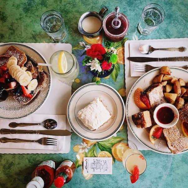 Anzu Restaurant Bar Dining Breakfast Buffet