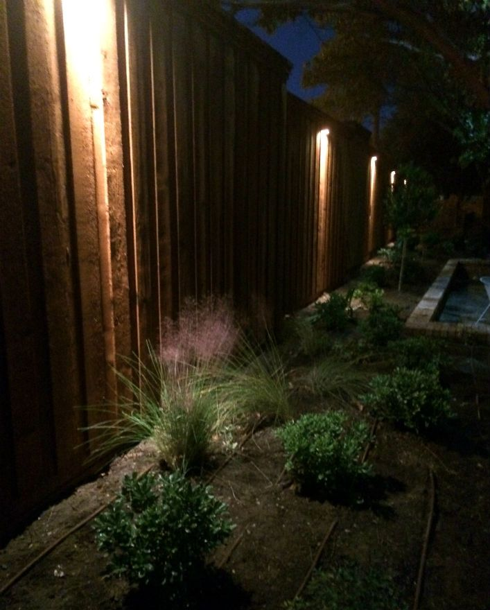 45 Best Fence, Step & Wall Lighting Installation By Dallas