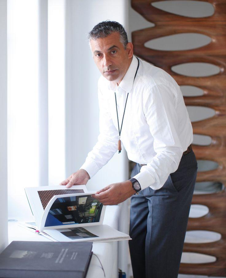 Christofer, General Manager, Belvedere Hotel Mykonos