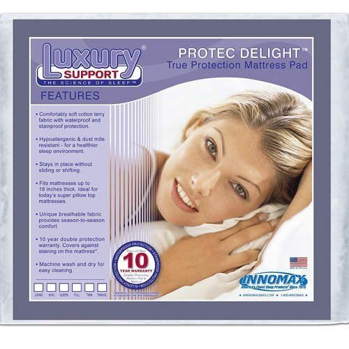 ProTec Delight┢ Mattress Protect Pad � Twin XL . $63.40