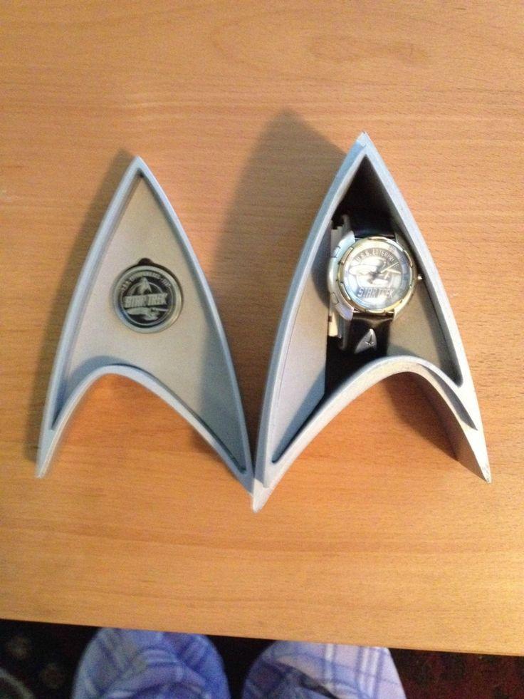 Star Trek Limited Edition Fossil Watch
