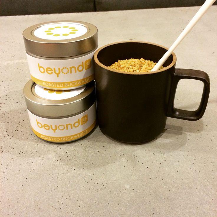 This is the best tea I've ever had! Nutty, warm authentic Korean BUCKWHEAT tea!  www.beyondcha.com