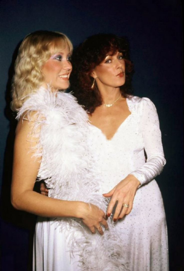 """Exactly a month before releasing the new album ABBA were in the Europa Film Studio in Sweden to shoot pics for the album cover. At this day (Oktober 3th 1980) Bjorn and Benny had started working on the song that would become the titlesong of the album: """"Super Trouper""""."""