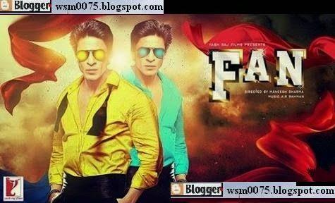 #FAN-#Shahrukh-khan_#SRK-Fan-#yashraj-movie-poster-#first look-#Maneesh Sharma-#Aditya Chopra-#Habib Faisal  #i_m_wsm #imwsm