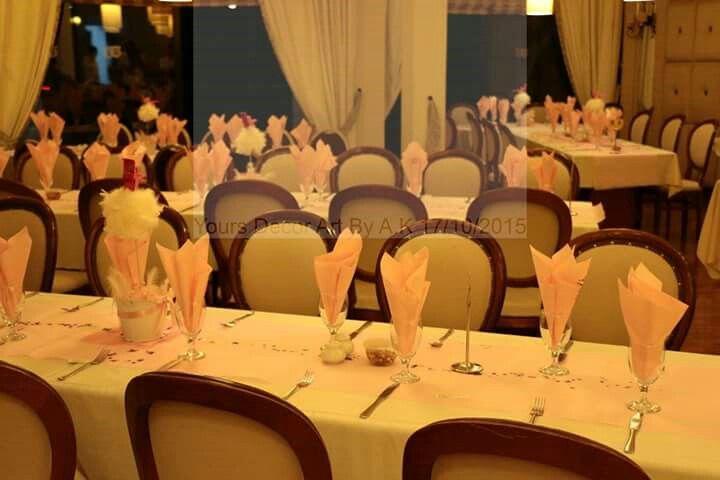 Τα τραπέζια μας