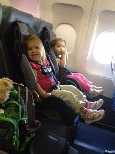 Before you fly with infants or children, know your rights! It's pretty clear the flight attendants w