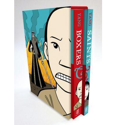 Boxers & Saints Boxed Set (Boxers & Saints) : Paperback : Gene Luen Yang : 9781596439245